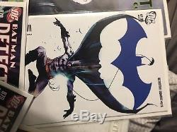 Batman Detective comics 871-881 880 Snyder Jock DC Black Mirror Joker set lot