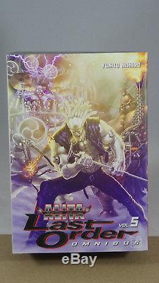 Battle Angel Alita Last Order Omnibus Tp Gn Volume 1 2 3 4 5 Kodansha