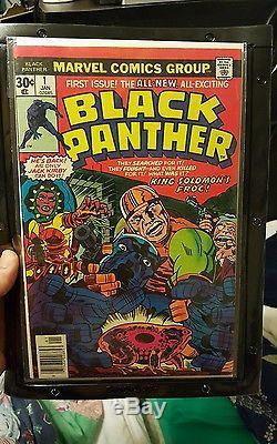 Black Panther Comic Book Lot