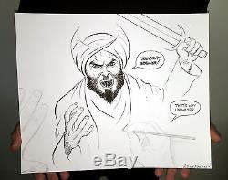 Bosch Fawstins Winning Cartoon from May 2015 Garland, TX Draw Mohammad Contest