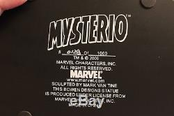 Bowen Designs Marvel Mysterio Painted Statue Limited Edition 128/1000