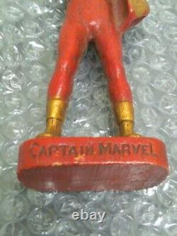 CAPTAIN MARVEL SHAZAM Comic Book Figure 1946 SYROCO RW KERR Multi Products