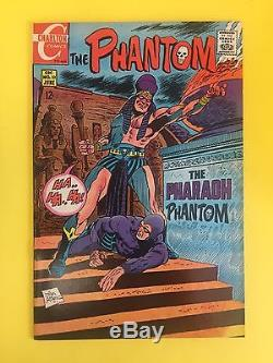 Charlton/ King The Phantom Comics # 18 74 (1966) High Grade Copies