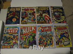 Comic Collection 6600+ Issues 1968-current Marvel DC X-men Spider-man