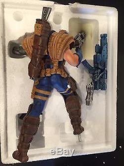 Cable Classic Randy Bowen Designs Limited Edition Statue X-men