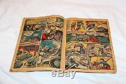 Captain America #2 April 1941 Golden Age Comic Book