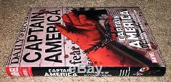 Captain America Omnibus Vol. 1 2 3 HC Hardcover Set RARE & OOP Lives, Death of