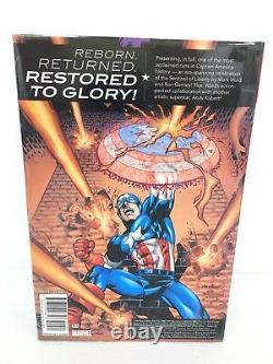 Captain America by Waid Garney & Kubert Omnibus HC Hard Cover New Sealed $125
