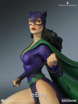 Catwoman Tweeterhead Super Powers Maquette EXCLUSIVE Edition DC Statue In Stock