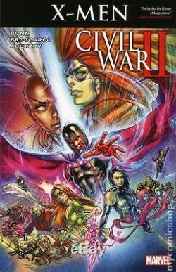 Civil War II 22 TPB Collection (2016) Marvel Comics