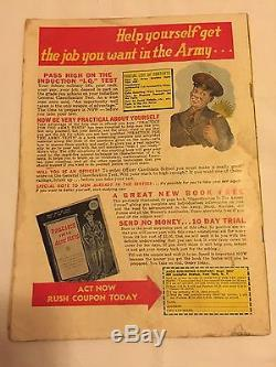 Collectible Bat Man #18 (1943) Golden Age Comic Book