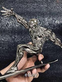 ComeSoon Private Custom Silver Surfer Fantastic Four 1/10 Scale Ploystone Statue