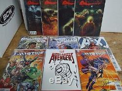 Comic Book Collection Lot 1300+ Marvel DC CGC Batman Deadpool Autographed comics