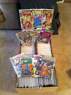 Comic Book Collection, Marvel, DC, Image Over 550 assorted titles