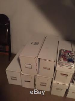 Comic Book Lot, 4,000+ books, Walking Dead, X-men, Chew #1