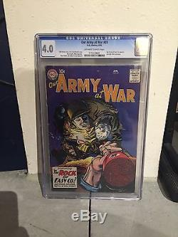 Comic Book Lot 750+ Our Army At War 81 83 Marvel / DC Silver, Bronze & Copper