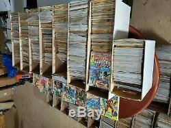 Comic book lot Huge Lot of DC, MARVEL & INDEPENDENT Comics Investor Lot