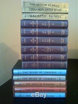 Complete High Grade Sets of Arkham House Fantasy & Gnome Press Shasta FPCI etc