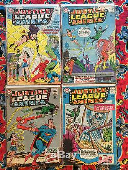 Complete Run Justice League of America #1-#100 Collection (1960, DC) Free Ship