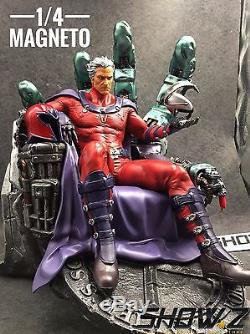 Custom Made Magneto Throne Sentinel Statue 14 Scale