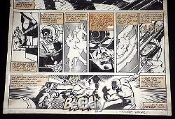 DAREDEVIL #159 p26 FRANK MILLER Original Marvel Bronze Age Comic Art Page 1979