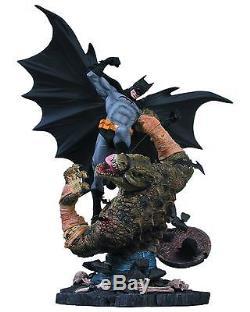 DC Collectibles Batman vs. Killer Croc Statue, Second Edition