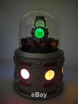 DC Comics JLA TROPHY ROOM GREEN LANTERN RINGS PROP Replica Set MIB! Statue