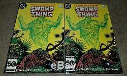 DC Comics Swamp Thing 37 NM Copper key book 1st App John Constantine 6/85 Moore