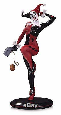 DC Cover Girls Harley Quinn By Joelle Jones Statue Pre Sale