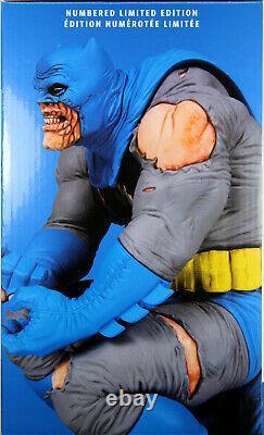 DC Designer Series BATMAN STATUE by FRANK MILLER DC Collectibles DCD