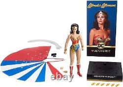 DC Multiverse Signature Collection 6.5 WONDER WOMAN FIGURE (LYNDA CARTER)