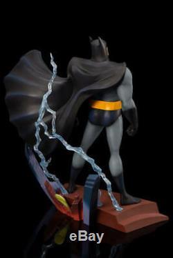 DC UNIVERSE Batman Opening Animated Series Statue KOTOBUKIYA IN-STOCK