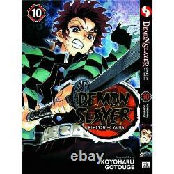 DEMON SLAYER Kimetsu No Yaiba Manga Volume 1-21 Full Set English Comic DHL EXP