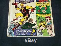 Daredevil #1 (Apr 1964, Marvel) 1st Daredevil, Foggy Nelson, Karen Page