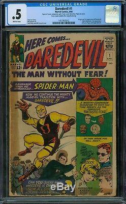 Daredevil 1 CGC. 5 1st Daredevil