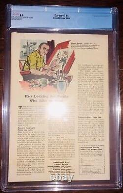 Daredevil Cgc Lot #2,3,4 (8.0/8.5/8.0) 2nd Daredevil + #5 Bonus Book (6.5) 1964