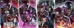 Dark Nights Metal 6 Horn Batman Harley Who Laughs A B C D Variant Pre-sale 3/28