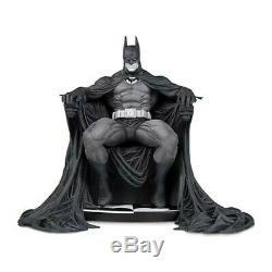 Dc Comics Batman Black and White By Marc Silvestri Statue pre Order