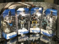 Dc collectibles batman the animated series Lot 28 Pc Action figures Btas