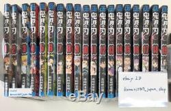 Demon Slayer Kimetsu no yaiba vol 1 to 21 manga book set anime jump comics