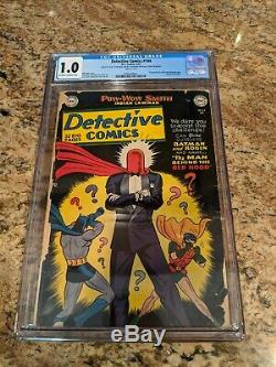 Detective Comics 168 Joker Movie Red Hood Origin