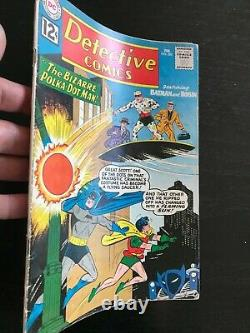 Detective Comics 300 First Polka Dot Man! The Suicide Squad! HIgher Mid Grade