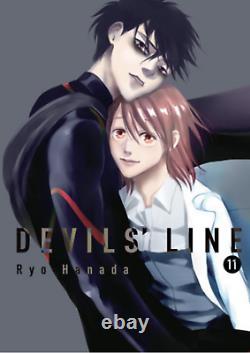 Devils Line (Vol. 1,3,4,7-14) English Manga Graphic Novels New