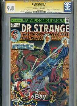 Doctor Strange CGC SS 9.8