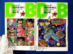 Dragon Ball 1-42 Comic Complete set Akira Toriyama /Japanese Manga Book Japan