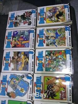 Dragon Ball + Dragon Ball Z Manga Book Lot by Akira Toriyama