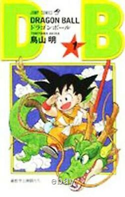 Dragon ball Japanese language Vol. 1-42 set Manga Comics Akira Toriyama