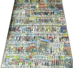 EPIC G. I. JOE 345 Comics Collection CGC Books Marvel 1-155 +MORE GI JOE LOT