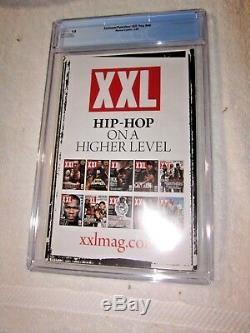 Eminem & The Punisher 9.8 XXL Limited Edition Comic Book Marvel Super Rare CGC