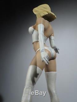 Emma Frost Exclusive Sideshow Premium Format Figure EX PF Statue Hellfire Club